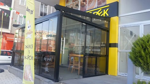 by puli b rek m rek cafe tadilat i por large mimarlik homify. Black Bedroom Furniture Sets. Home Design Ideas