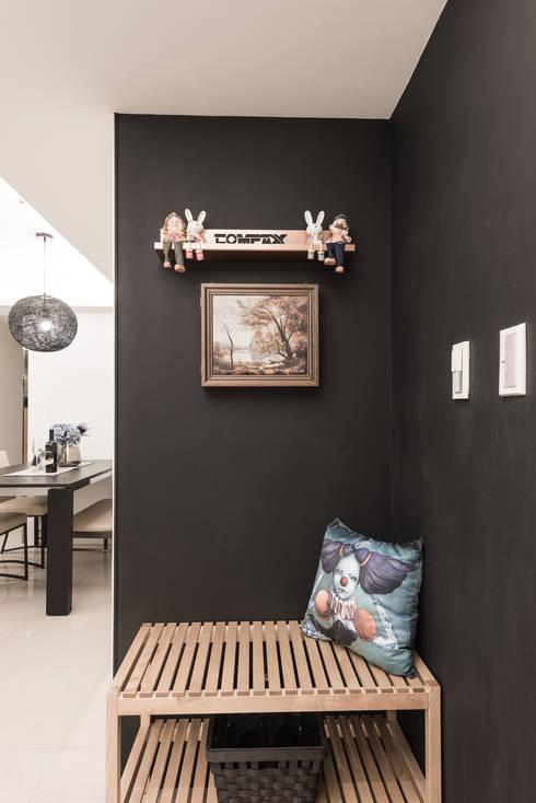 Koridor dan lorong by 你你空間設計