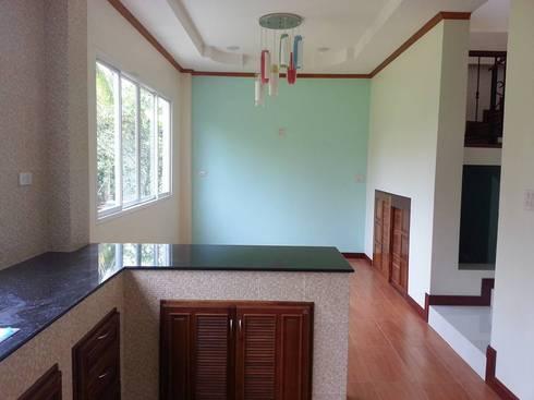 บ้านพักอาศัย 2 ชั้น:   by PPH พัฒนภณ เพอร์เฟ็ค โฮม