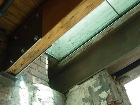 Peabody Loft and Studio:  Walls by SA-DA Architecture