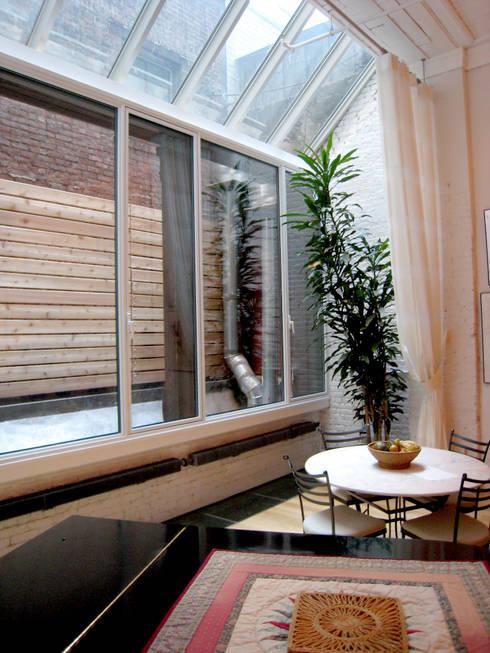 Peabody Loft and Studio:  Windows by SA-DA Architecture