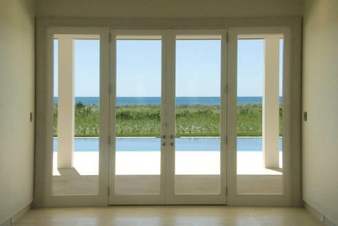 Dune House:  Windows by SA-DA Architecture