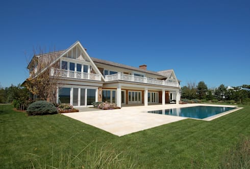 Dune House: modern Houses by SA-DA Architecture