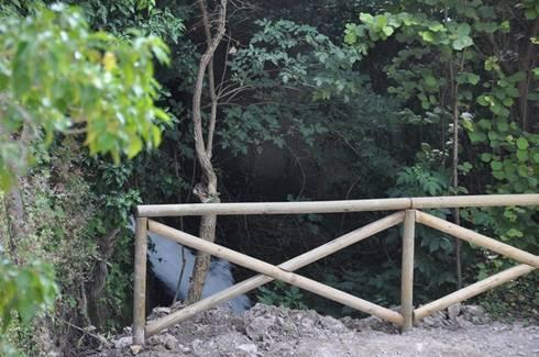 Staccionate e recinzioni in legno massiccio di onlywood for Staccionata dwg