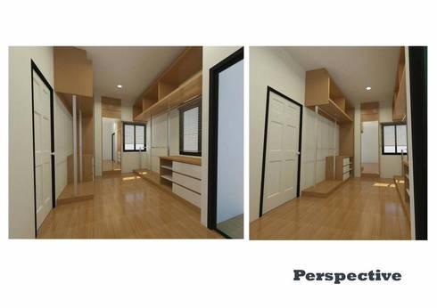 Walkin closet :   by 89 id studio