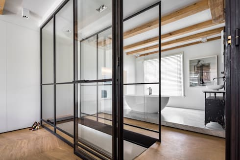 Modern hemelbed awesome gallery of moderne slaapkamer romantische
