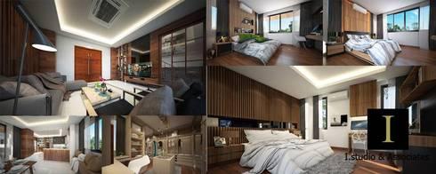 ออกแบบตกแต่งภายใน:   by i studio & associates