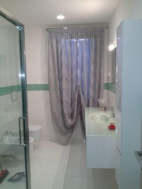 Bagno di zinesi design homify - Tende bagno moderno ...