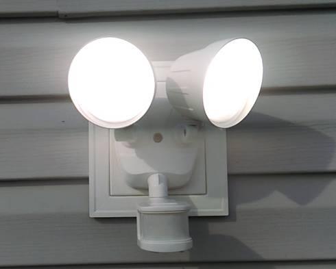 Security Lighting:   by Electrician Pretoria