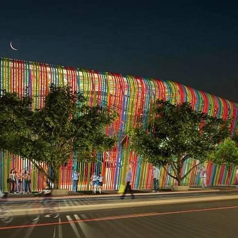 Lattitude Diseños: Estadios de estilo  por Lattitude Studios