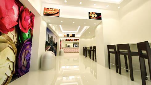 مصطفي النحاس :  مطاعم تنفيذ Reda Essam
