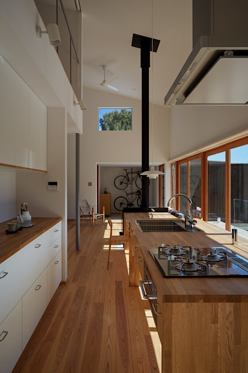 Kitchen by toki Architect design office