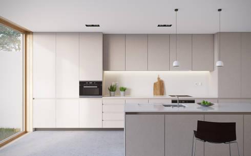 minimalistic Kitchen by Innovus®