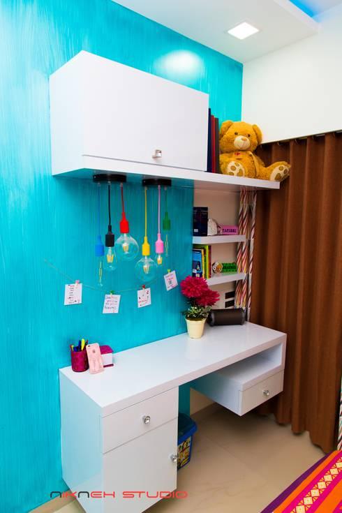 Nursery/kid's room by homify