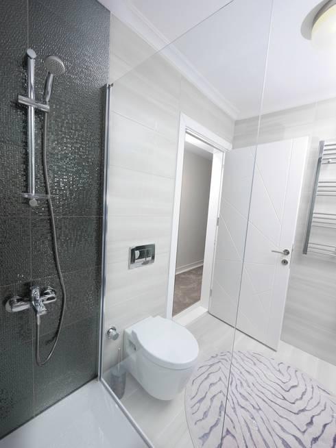 ห้องน้ำ by MAG Tasarım Mimarlık İnşaat Emlak San.ve Tic.Ltd.Şti.