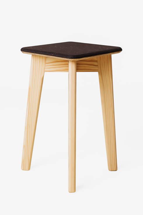 BANCO CCK-ND405: Cozinha  por Creative-cork