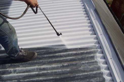 Roof Coating:   by Waterproofers Johannesburg