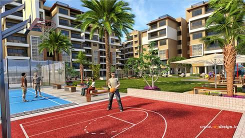 modern Garden by ni3design
