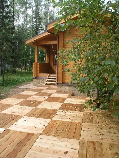 Московская область, Голыгино: Дома в . Автор – архитектурная мастерская МАРТ