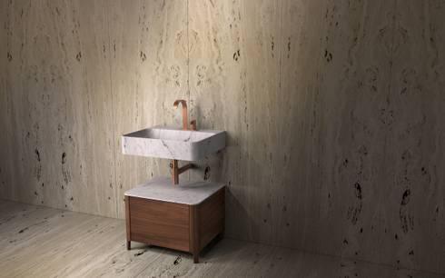 KATA NOI 600: Casa de banho  por TCC Whitestone