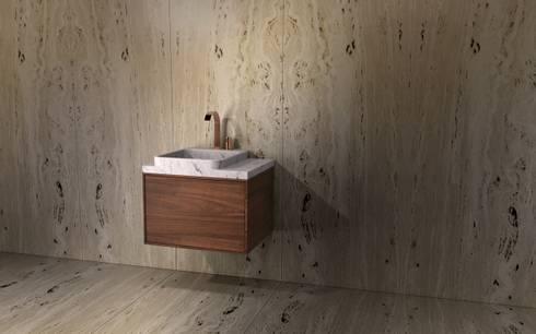 KAUAI: Casa de banho  por TCC Whitestone