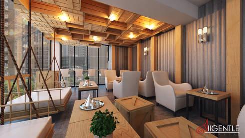 ํZen cafe :  บาร์และคลับ by Allgentle Studios