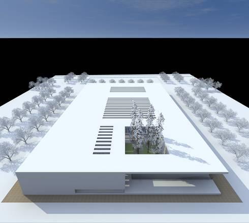 Piscinas Municipais da Marinha Grande – Concurso Público:   por ruicosta.arquitecto