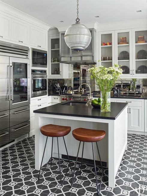 erenyan mimarlık proje&tasarım – Tasarım: modern tarz Mutfak