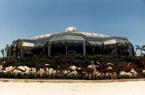 Camino Real Cancún - MAC Arquitectos Consultores: Casas de estilo moderno por MAC Arquitectos Consultores