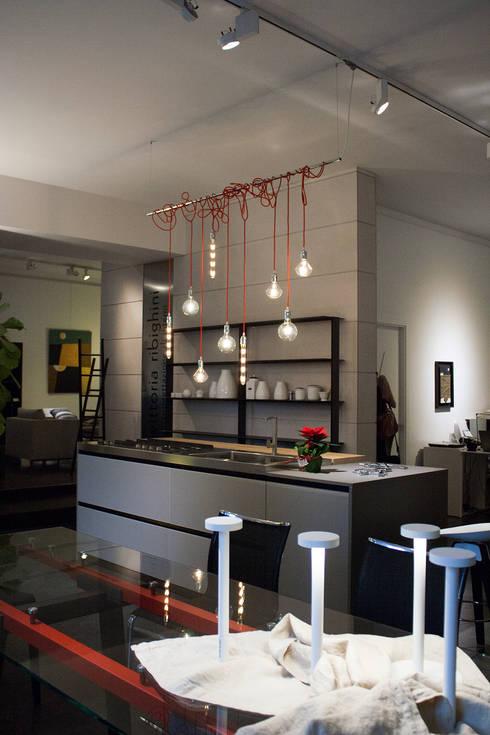 Cozinhas  por Arch. Vittoria Ribighini