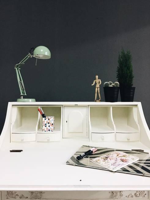 Depois: Casa  por Rafaela Fraga Brás Design de Interiores & Homestyling