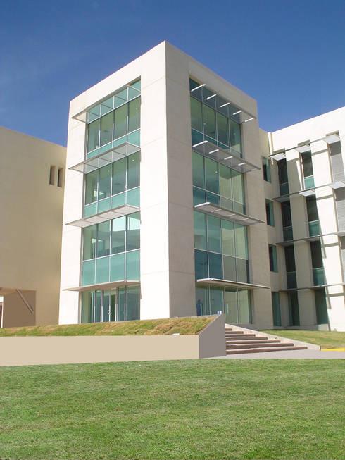 Homex - MAC Arquitectos Consultores: Casas de estilo moderno por MAC Arquitectos Consultores