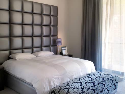 Bedroom1: modern Bedroom by Deborah Garth Interior Design