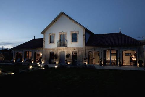 1010hrm: Casas clássicas por Jj Soares arquiteto