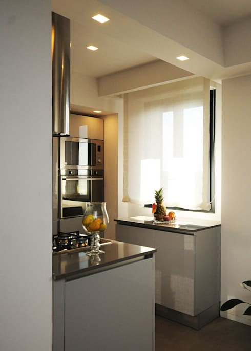 Kitchen by Fabiola Ferrarello architetto