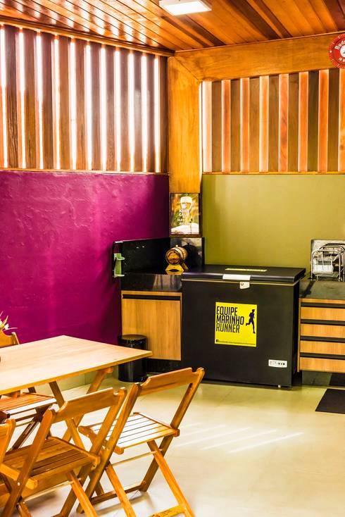 Cocinas de estilo  por Bianca Ferreira Arquitetura e Interiores