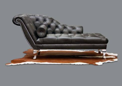 Divã: Sala de estar  por Chesterfield.com