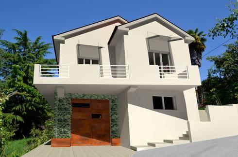 Ristrutturazione casa anni 60 39 von marcellorissoarchitetto for Ristrutturazione casa anni 70