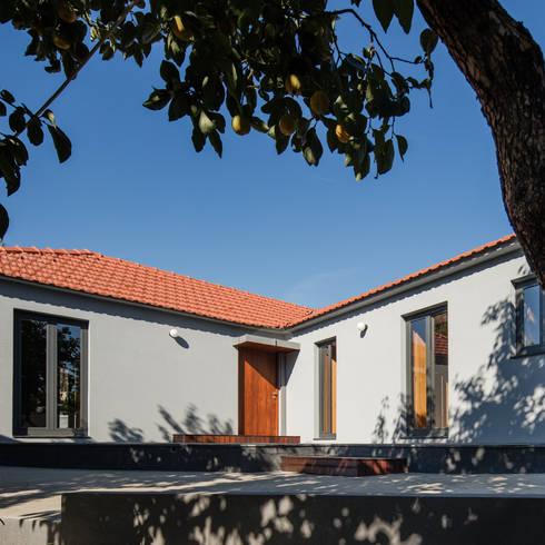 CASA BALSELHAS:   por Guillaume Jean Architect & Designer