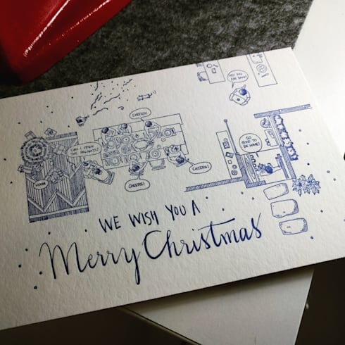 Christmas 2016:  Artwork by Sensearchitects Limited
