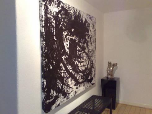 bilder mit pers nlichem einflu malen lassen por kunst der malerei homify. Black Bedroom Furniture Sets. Home Design Ideas