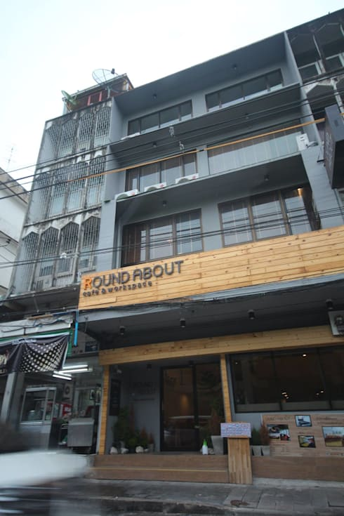 Front view:   by  good space  plus interiror- architect co.,ltd