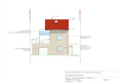 Permis de construire d 39 une maison individuelle par crhome for Permis de construire une maison individuelle
