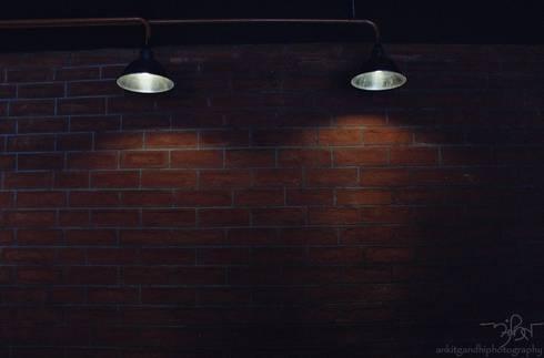 Cafe - Pizza Time - Ahmedabad:  Hotels by Mavrick Design Studio - ruchishah.0205@gmail.com
