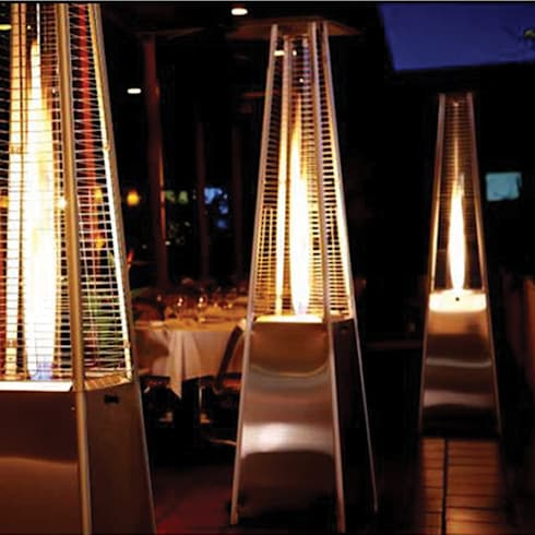 Outdoor Heater:   by Furniture Hire Joburg