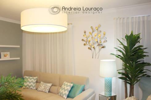 """Design de Interiores - SALA """"Eclectic touch"""":   por Andreia Louraço - Designer de Interiores (Contacto: atelier.andreialouraco@gmail.com)"""