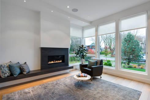 Living-room : modern Living room by Alice D'Andrea Design