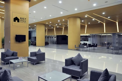 BAM's Exclusive Pre Function:   by JustSpace Design Studio