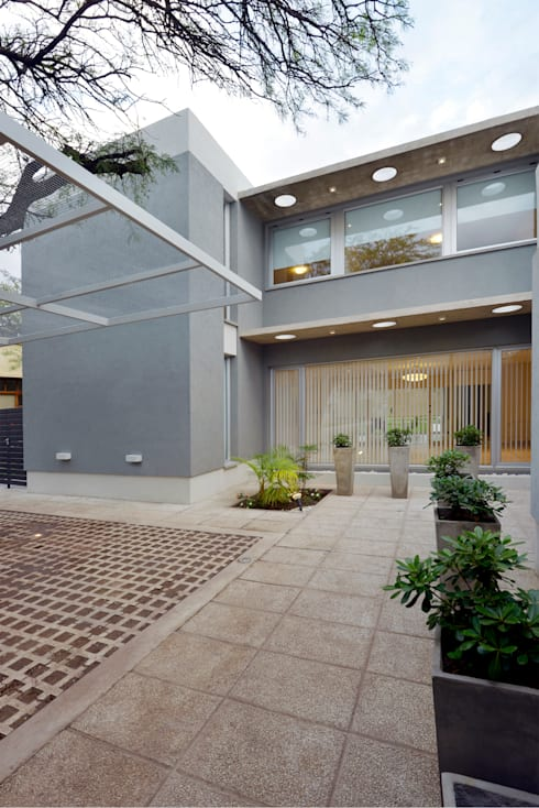 Patios modernos ideas y dise os - Patios de casas modernas ...