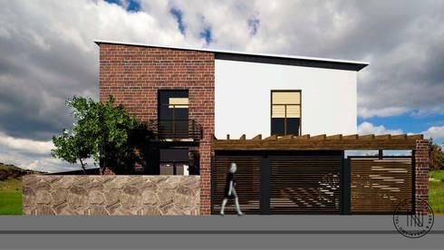 Casa CLEBE: Casas de estilo moderno por Taro Arquitectos